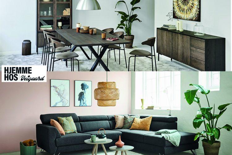 Oplev et bredt udvalg af møbler, gulve og gardiner