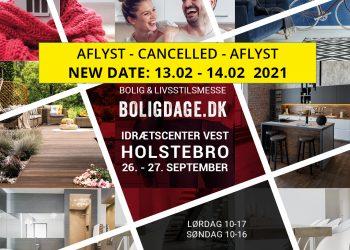 Holstebro Messen 2020 AFLYST